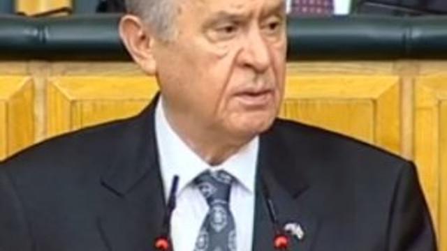 Bahçeli: Erdoğan'dan çok ümitlenmiştik