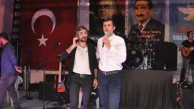 Konserde 'siyaset' krizi !