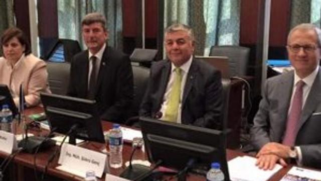 Avrupa Periferik Denizcilik Bölgeler Konferansı Sarıyer'de düzenlendi