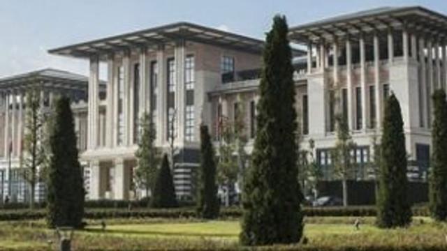 Saray'a 650 milyonluk opera ve kütüphane