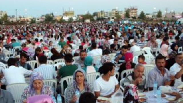 Antalya Büyükşehir Ramazan'a Hazır