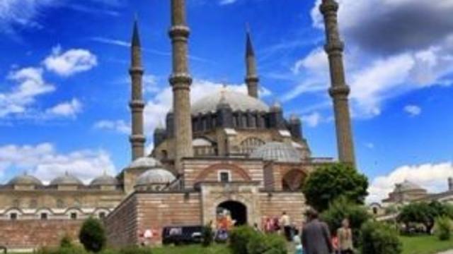 Selimiye Camii'nde 36 yıl sonra bir ilk