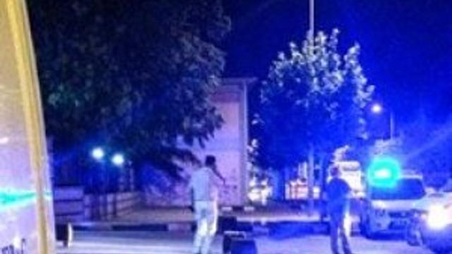 Manisa'da bomba alarmı !