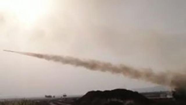 TSK, IŞİD'in cephaneliğini havaya uçurdu