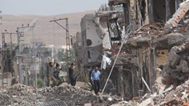 Toprağa gömülü 3 teröristin cesedi bulundu