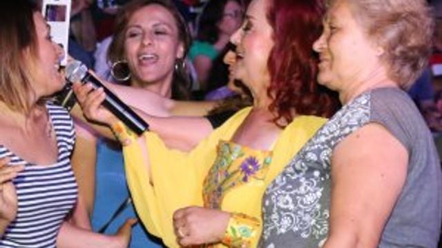 Makbule Kaya'dan unutulmaz konser