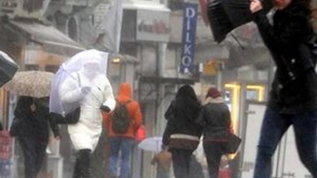 Meteoroloji'den o bölgelere yağış uyarısı !