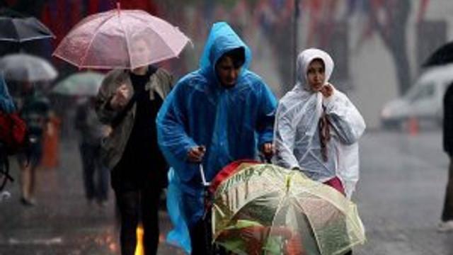 Meteoroloji'den pazar günü uyarısı !