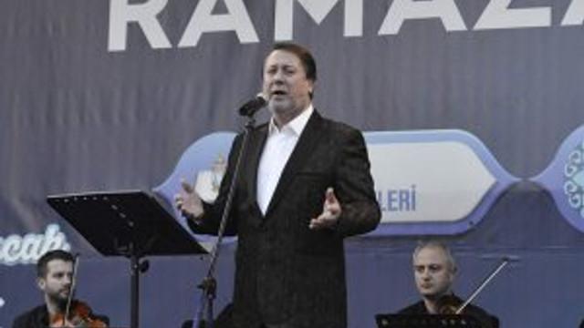 Maltepe Ramazan'a Ahmet Özhan konseriyle merhaba dedi