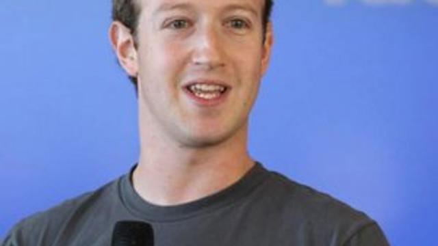 Mark Zuckerberg'in hesabını ''hack''lediler
