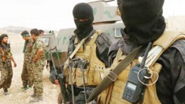 IŞİD'liler kaçmaya başladı !