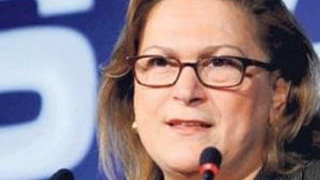 En güçlü kadınlar listesinde bir Türk kadın