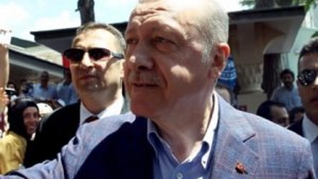 Cumhurbaşkanı Erdoğan 1 ay sonra evinde !