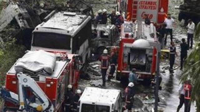 İstanbul Valisi Şahin: 11 ölü, 36 yaralı !