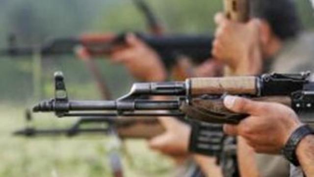 Giresun'da çatışma: 1 terörist öldürüldü