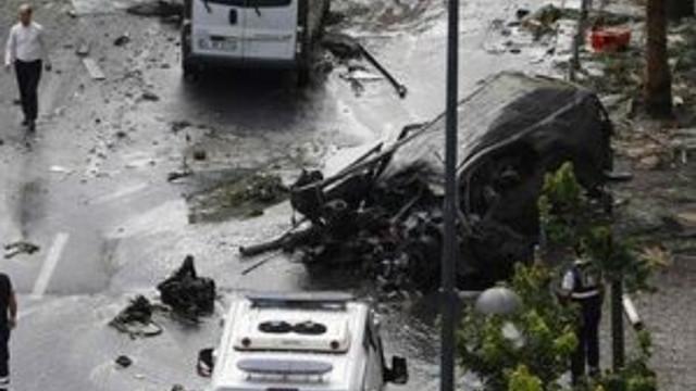 İstanbul'daki patlamada iki kritik detay !