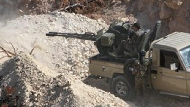 Menbiç'teki IŞİD için operasyon