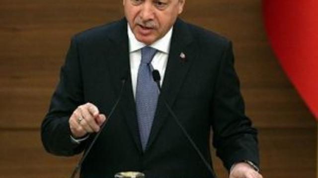 Erdoğan iftardan sonra konuştu