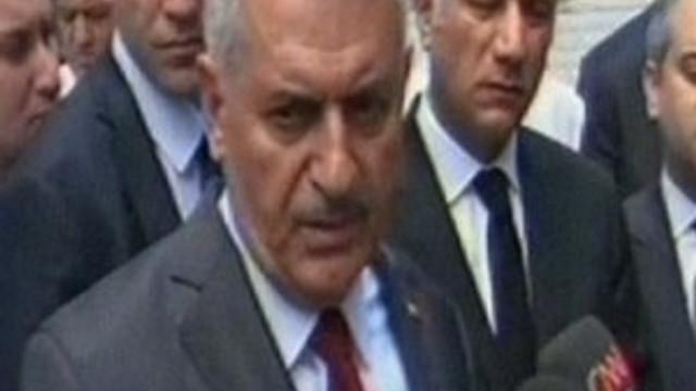 Binali Yıldırım: Katil PKK yaptı