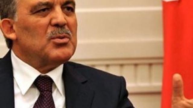 Abdullah Gül'den şehit korumasıyla ilgili açıklama