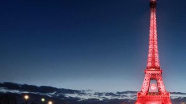En çok desteği alan Eyfel Kulesi'ni kapar !