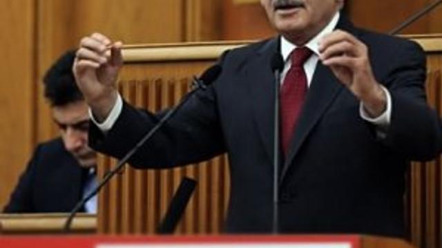 Kemal Kılıçdaroğlu'ndan flaş karar !