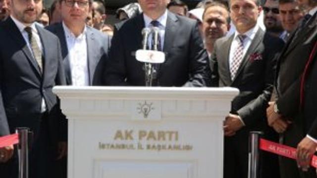 AK Parti'den CHP'lilere tepki