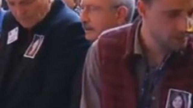 Şehit cenazesinde Kılıçdaroğlu'na şok !