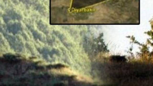 PKK'nın Türkiye'deki Kandil'i ! Bombalar orada hazırlanıyor