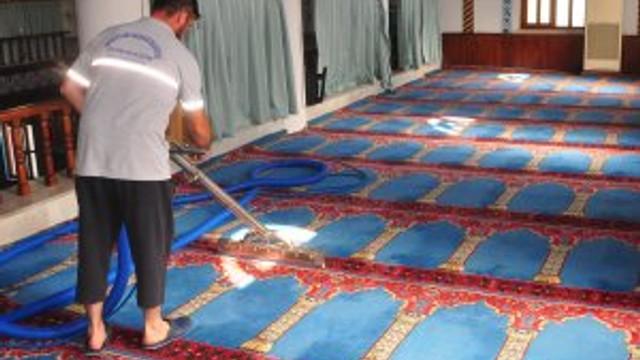 Manavgat'taki camiler pırıl pırıl