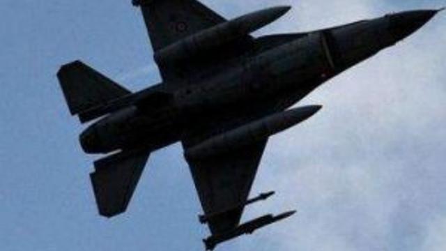 PKK hedeflerine bomba yağdı