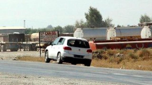 Bitlis'te bomba yüklü araç bulundu !