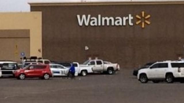 Süpermarkette rehine krizi !