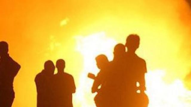 Siirt'te doğalgaz hattına saldırı !