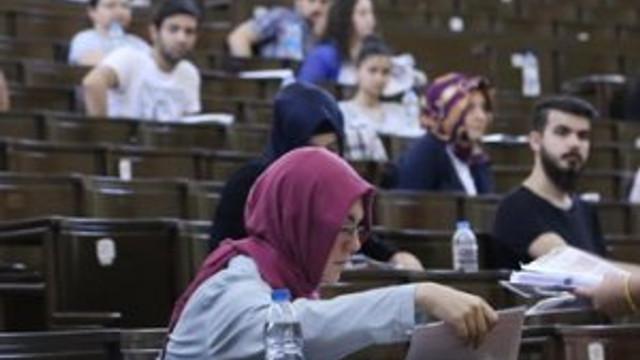 'Ajan' adaylar sınava girecek