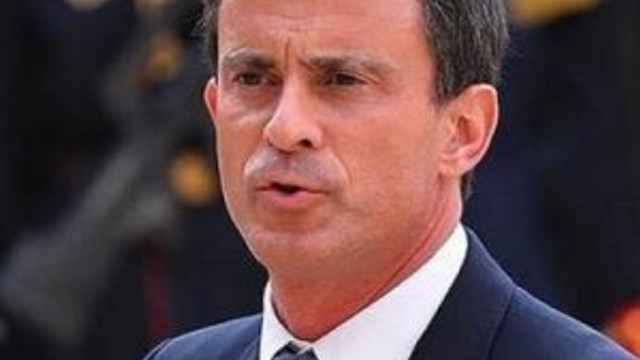 Fransa Başbakanı Valls'tan skandal açıklama !