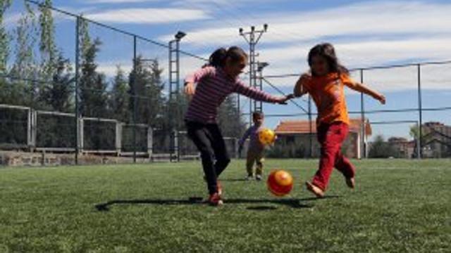 Büyükşehir'den yeni spor tesisleri atağı