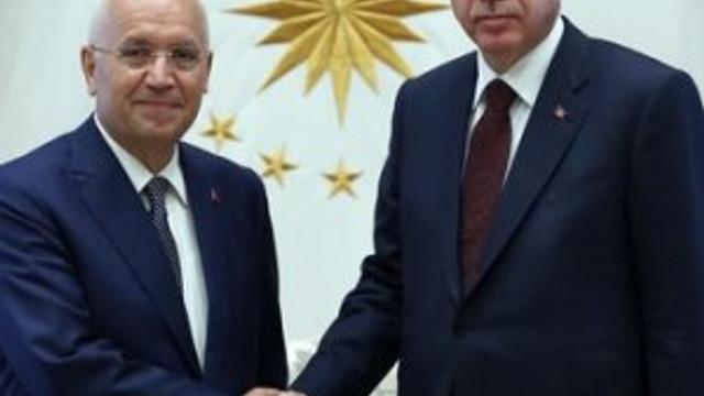 CHP'li Başkan Saray görüşmesini anlattı !
