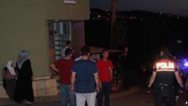 İmam ile mahalleli birbirine girdi !