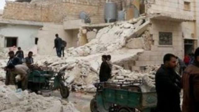 Halep'te çok büyük çatışma çıktı !