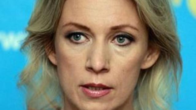 Rus sözcü Zaharova'dan küstah sözler