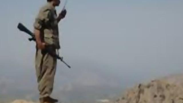 PKK'lı hainler birbirine düştü