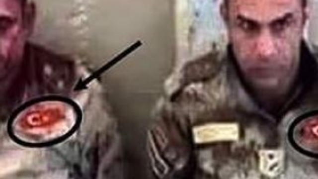 'Türk askeri esir mi alındı ?' iddiası yalan çıktı