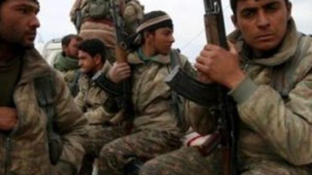 Suriyeli birlikler oraya ilerliyor