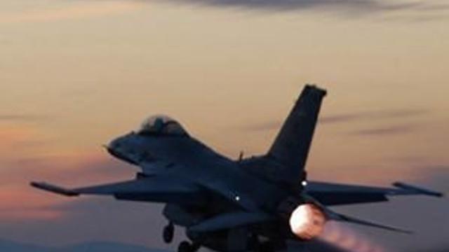 Sınırda F-16 hareketliliği !