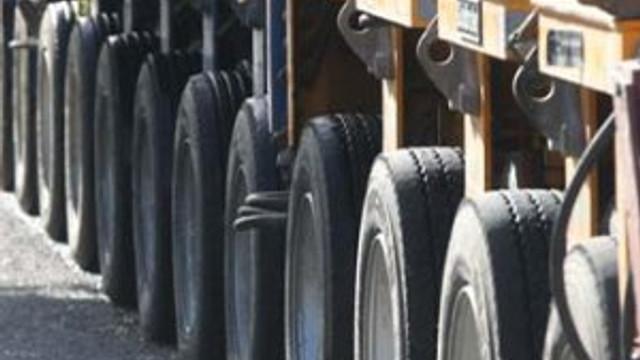 480 tonluk gaz tribünü böyle taşınıyor