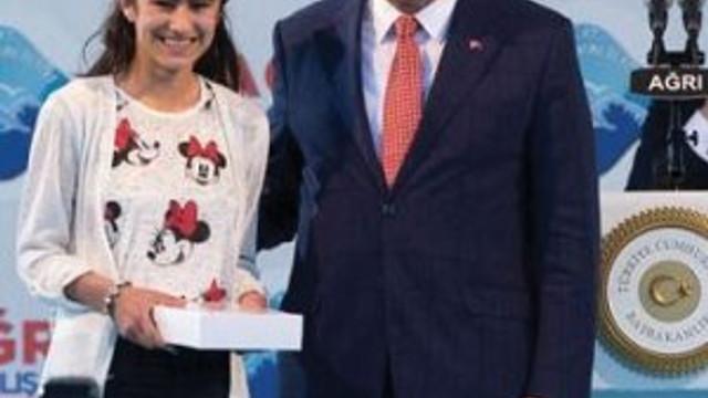 Başbakan Yıldırım'dan Ağrılı Marya'ya büyük müjde !