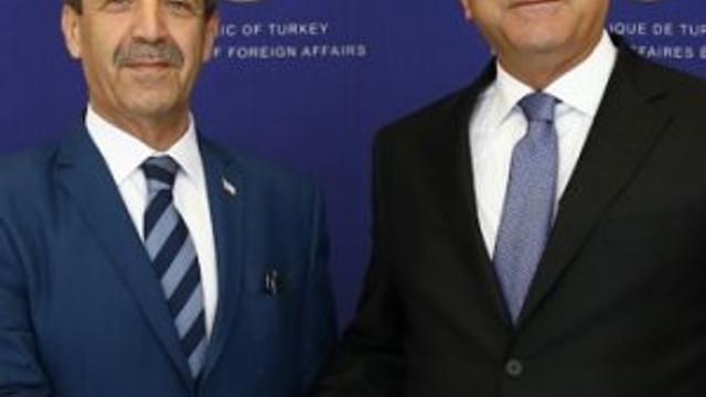 Türkiye'den Rumlara tepki !