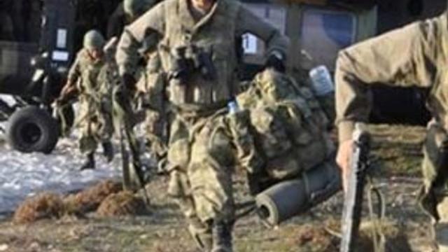PKK barınakları imha edildi !