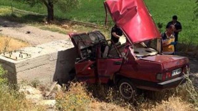 Afyon'da korkunç kaza: Çok sayıda ölü var